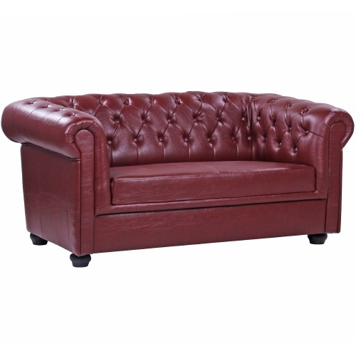 2-Sitzer-Couch CHESTERFIELD