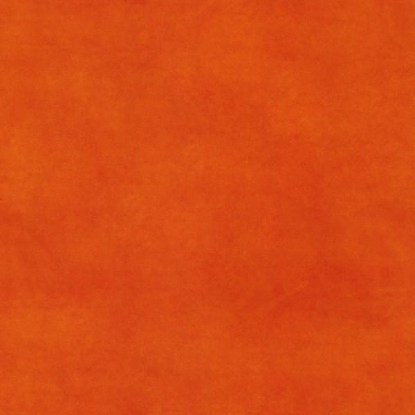 Uni-Stoff mit Samt-Effekt BELTE39 orange