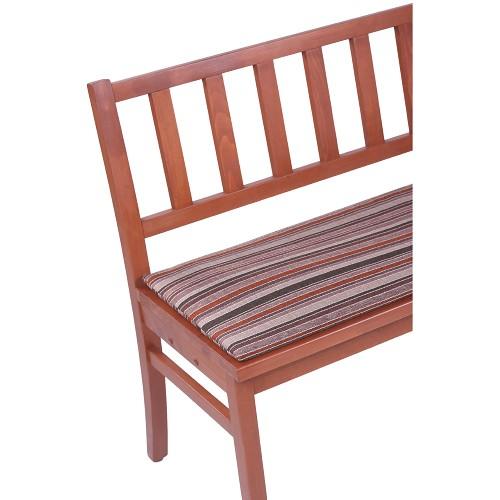 Bankauflage | Sitzauflage für Holzbänke LUZERN