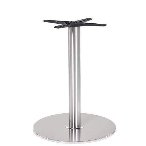 Tischgestell ARICA 57 IX - Edelstahl
