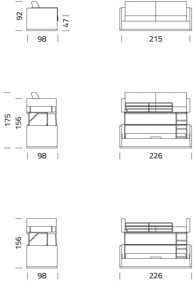 Hochbett-Etagenbett-mit-Couch-SONNO