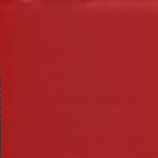 Kunstleder mit Prägung (PU) KOM05301 rot