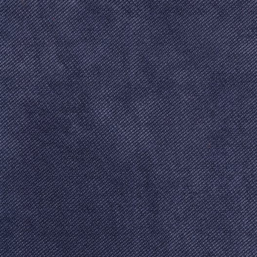 Velour-Stoff mit Wasser & Fleckschutz VER37 blau-grau