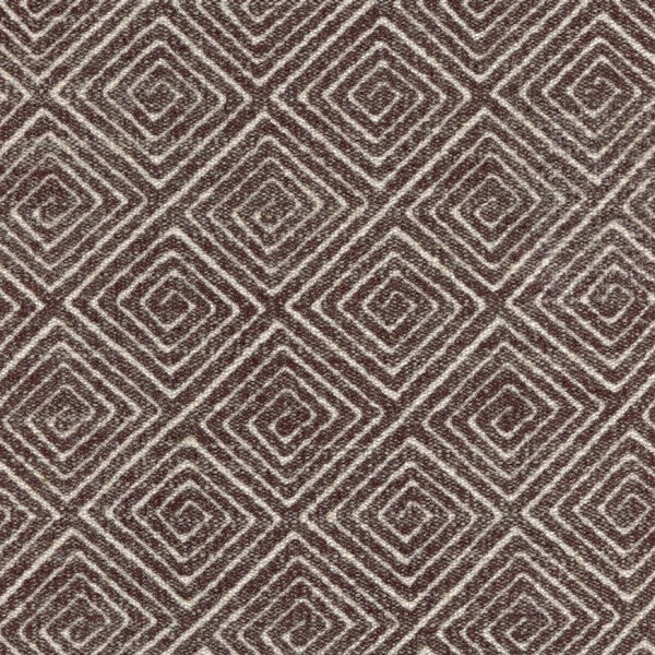 Stoff mit Rauten-Muster SA704 anthrazit