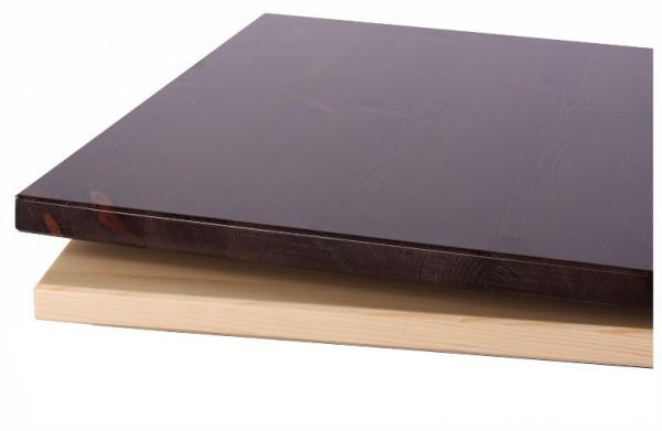 Tischplatte Kiefer massiv  - 40 mm stark